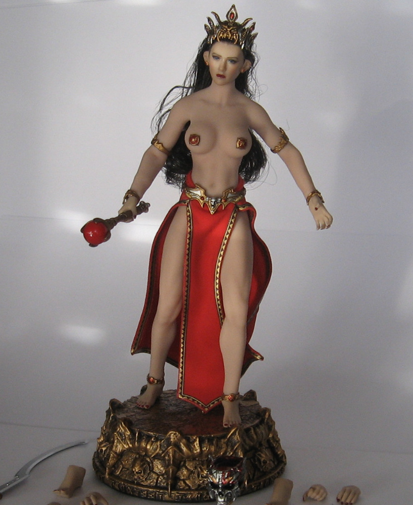 tbleague - NEW PRODUCT: TBLeague: The first 1/12 movable doll - Arkhalla Queen / Bloodsucking Queen (PL2019-142) I59747bzurd7
