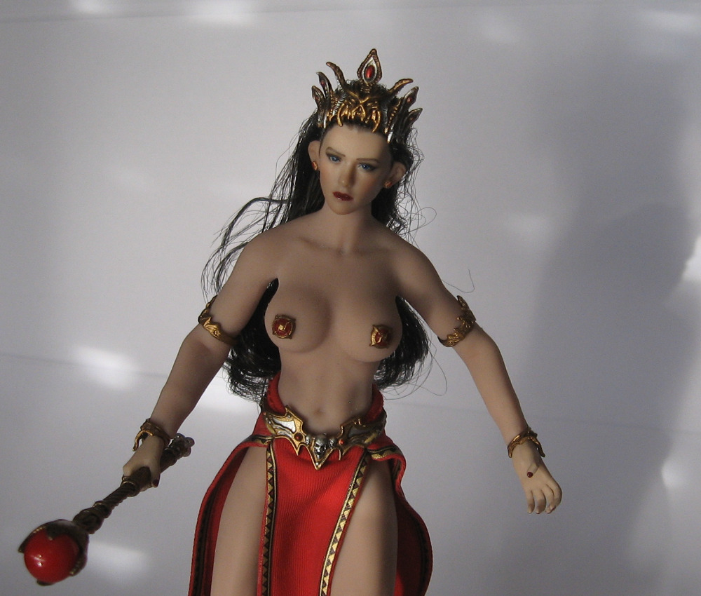 tbleague - NEW PRODUCT: TBLeague: The first 1/12 movable doll - Arkhalla Queen / Bloodsucking Queen (PL2019-142) I59748b0glzk