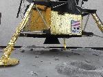 2019 Lunar Lander Eventdeko
